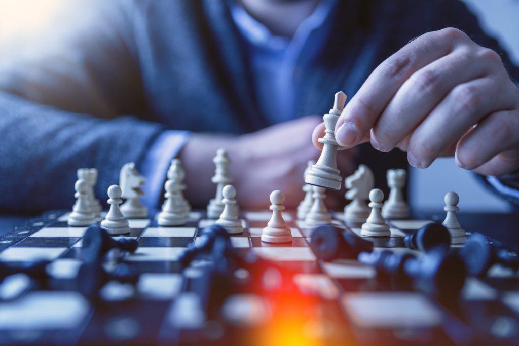 strategie jeux d'échecs